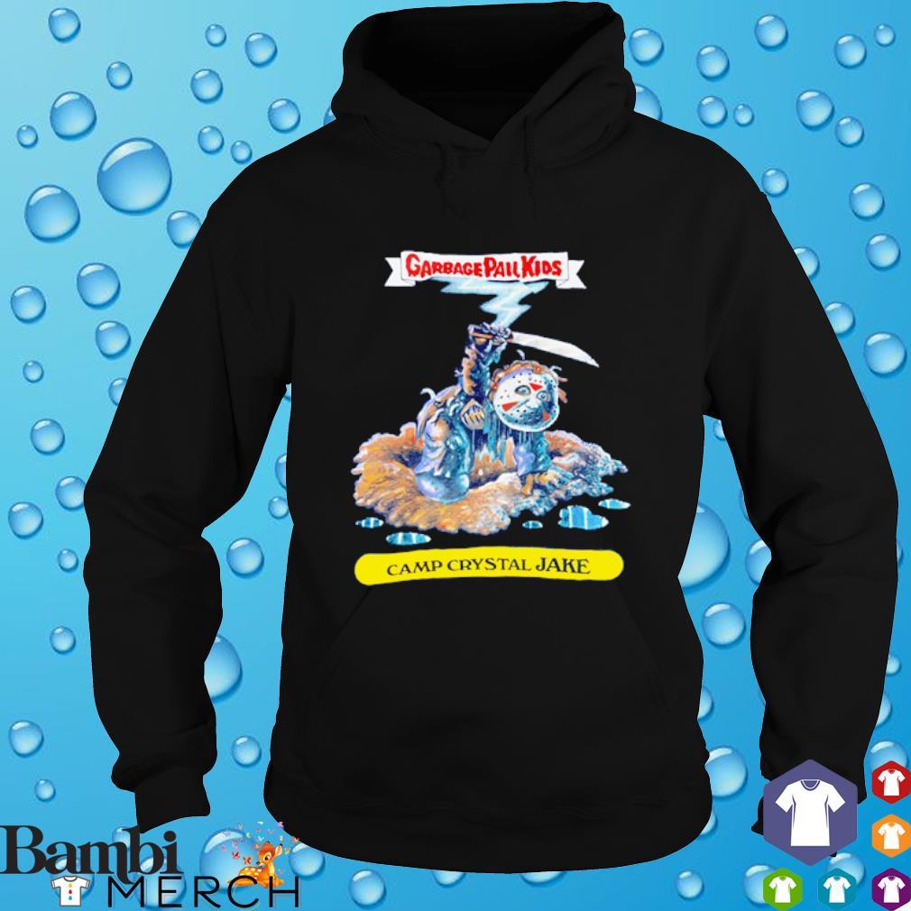 Garbage Pail Kids Camp Crystal Jake s hoodie
