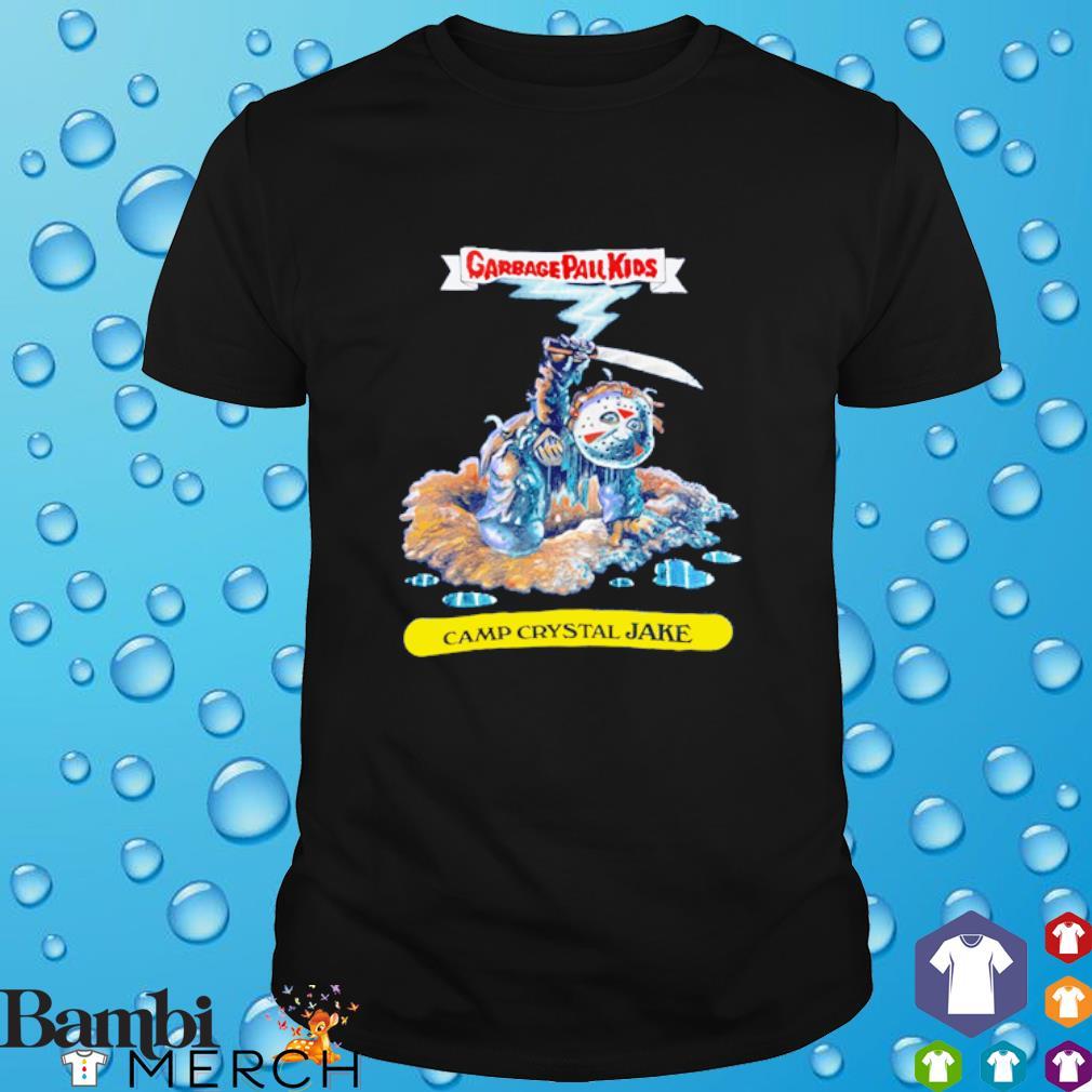 Garbage Pail Kids Camp Crystal Jake shirt