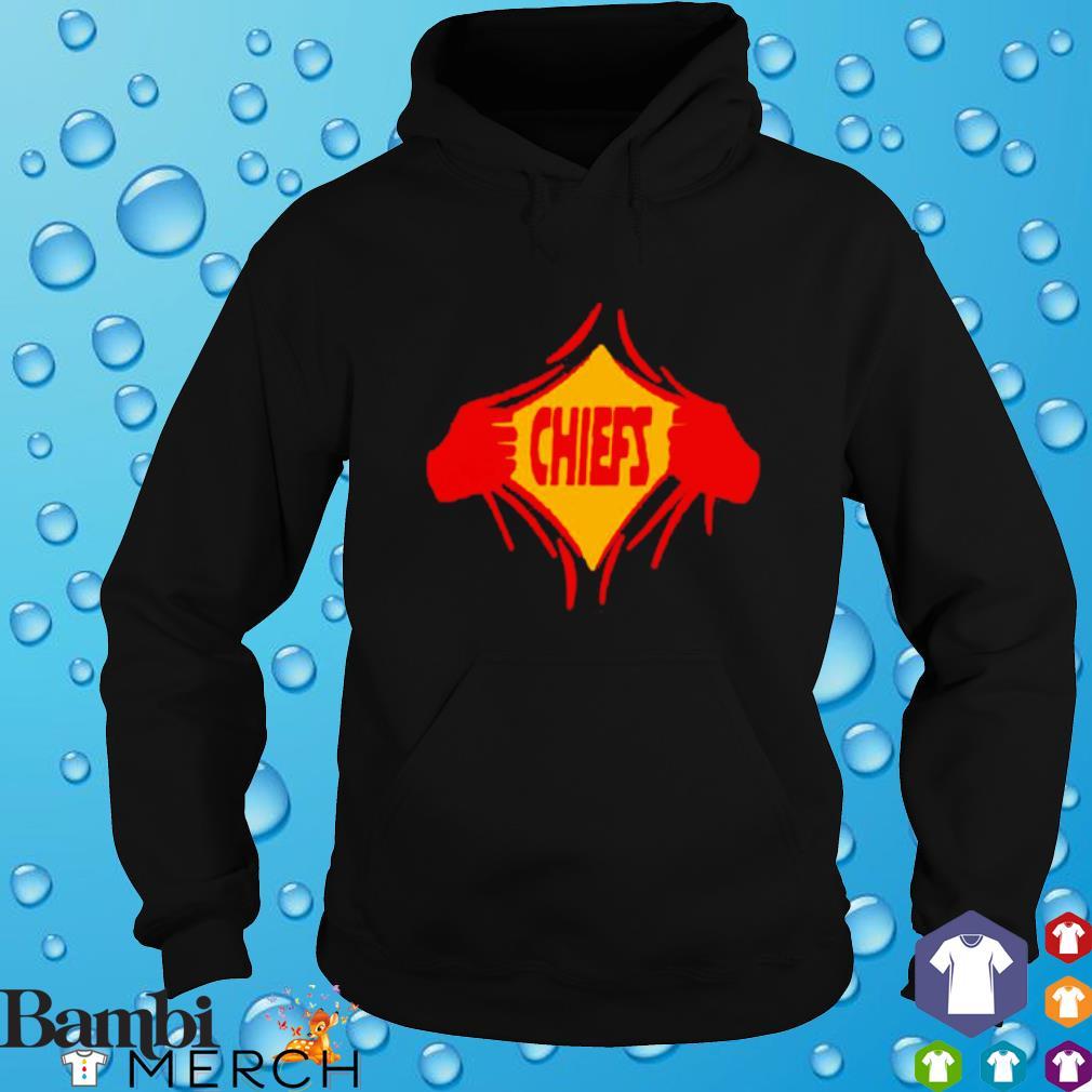 Chiefs inside me hoodie