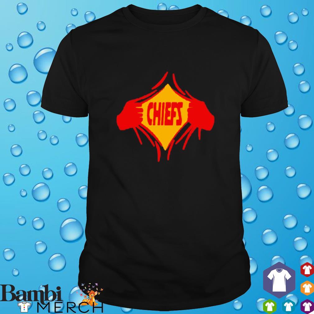Chiefs inside me shirt
