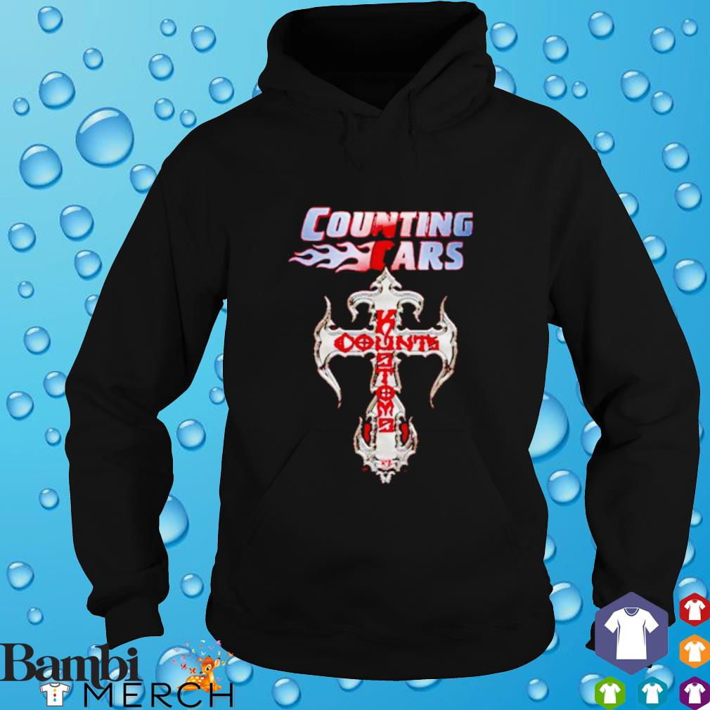 Counting Cars Count's Kustoms hoodie