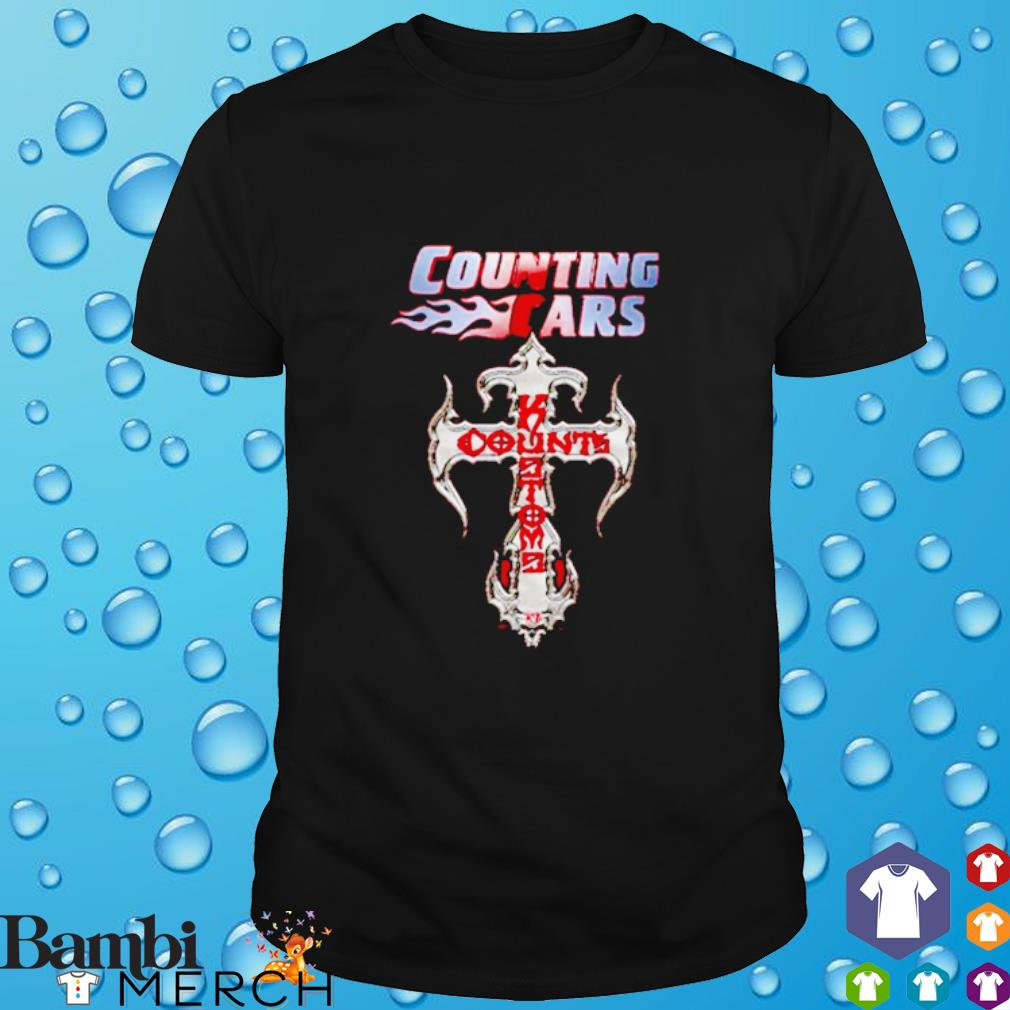 Counting Cars Count's Kustoms shirt