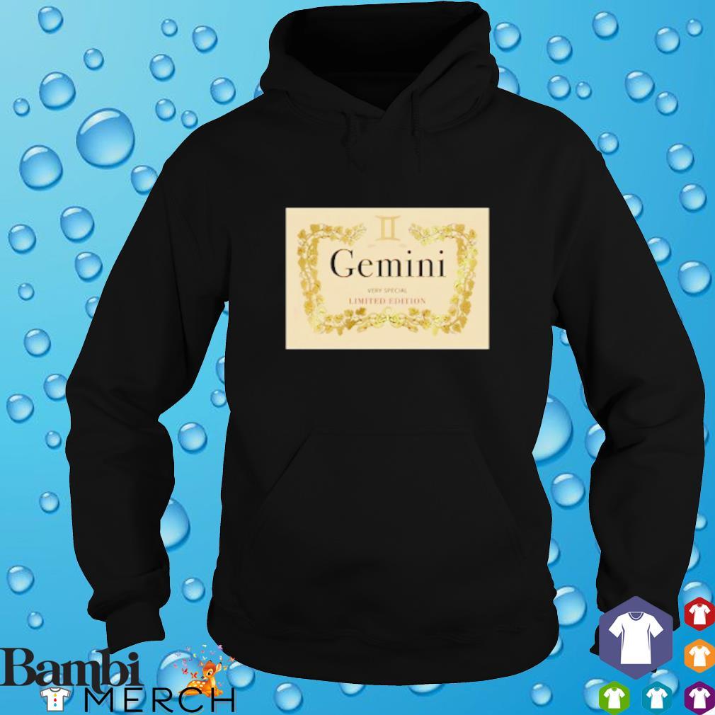 Gemini Limited Edition hoodie