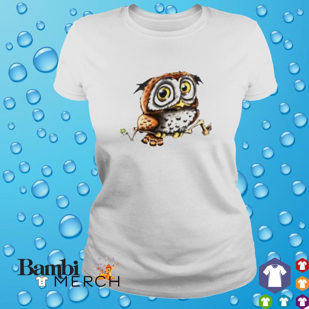 Owl cute shirt