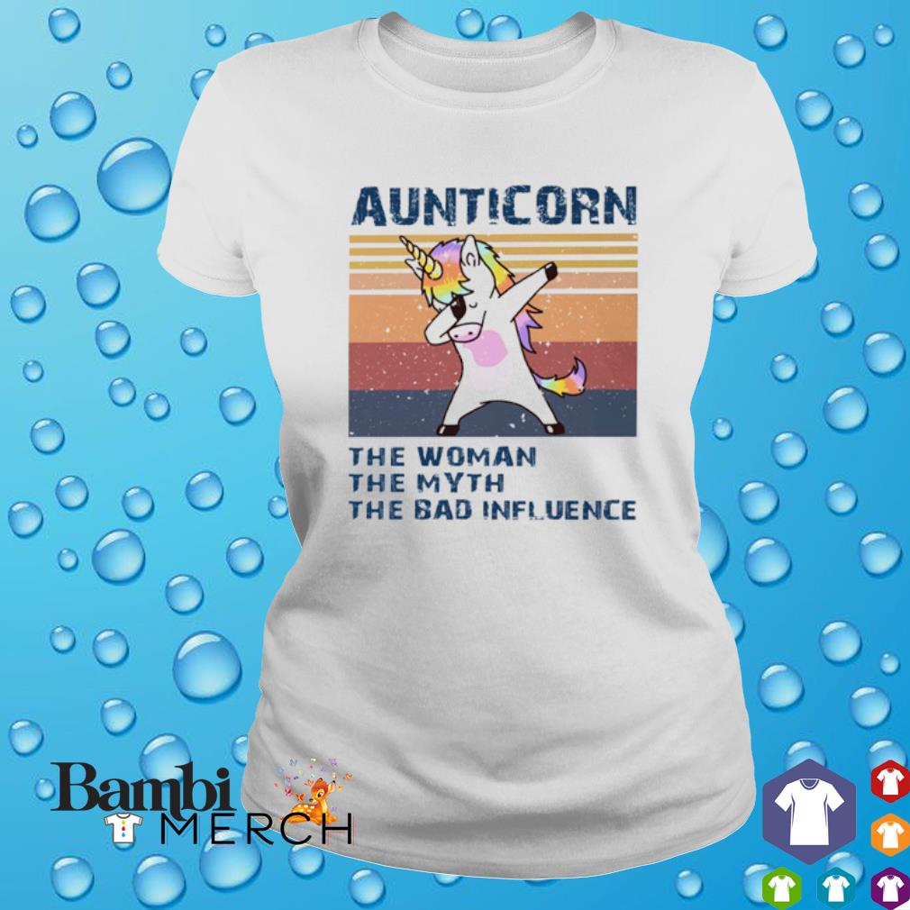 Aunticorn dabbing the woman the myth the bad influence vintage s 4