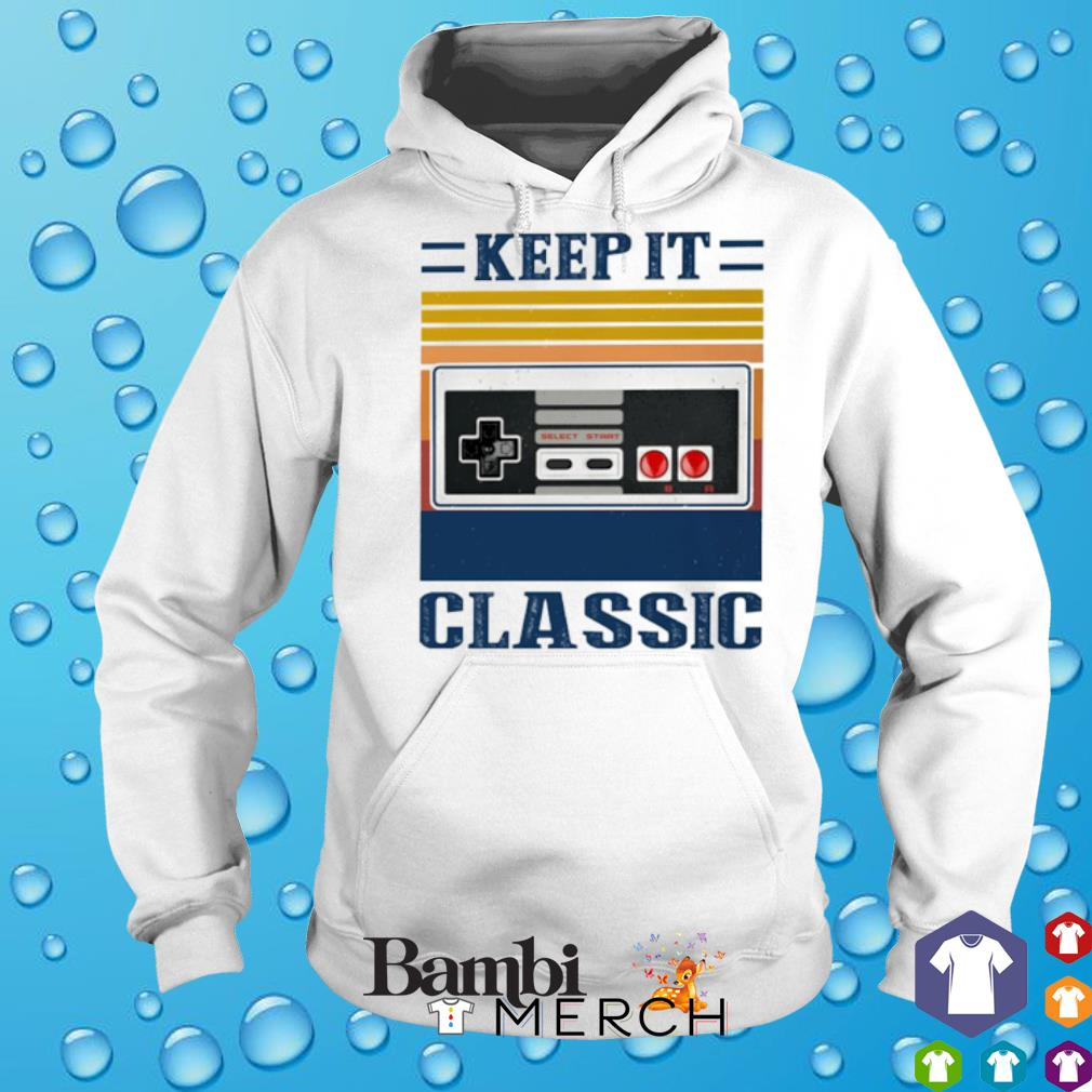 Cassette keep it classic vintage s 2