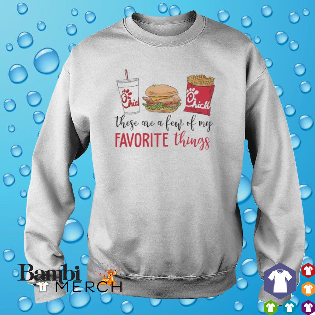 Chick-fil-A these are a few of my favorite things s sweater