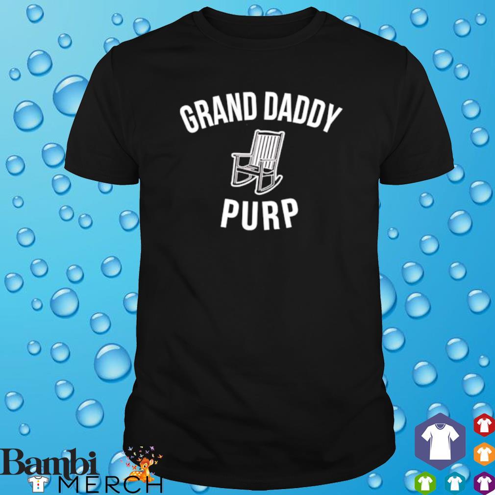 Grand Daddy Purp shirt