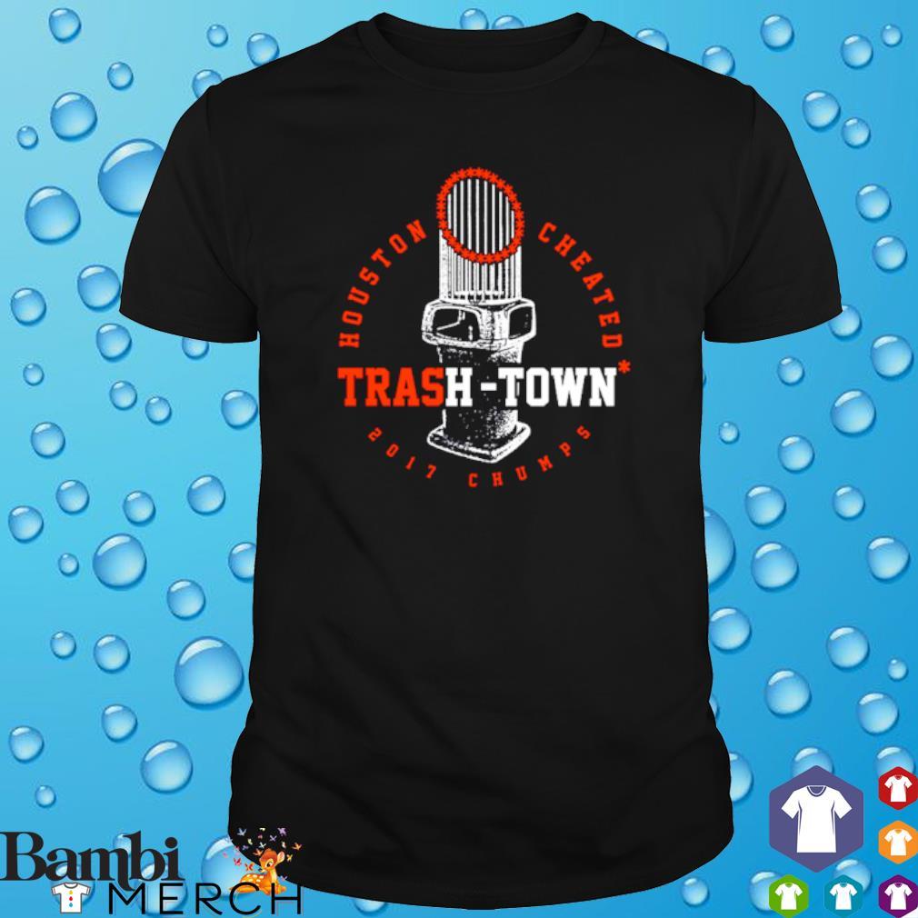 Houston Trash Town Altuve Cheating shirt