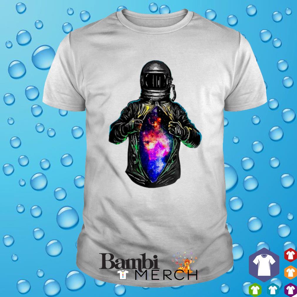 Spiritual Space Cosmic Body shirt