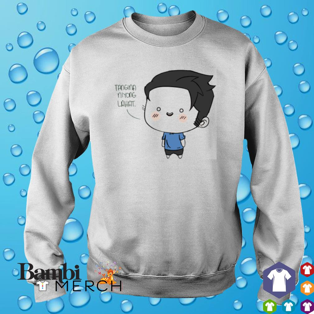 Tangina Niyong Lahat s sweater