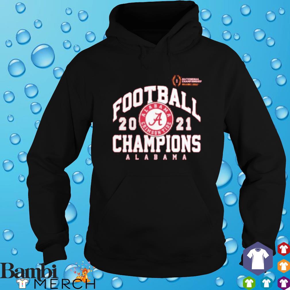 Alabama 18 time CFP football champions 2021 s hoodie