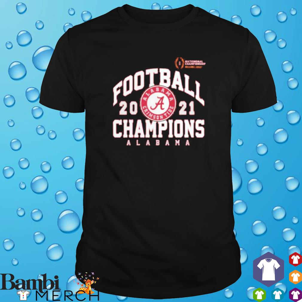 Alabama 18 time CFP football champions 2021 shirt