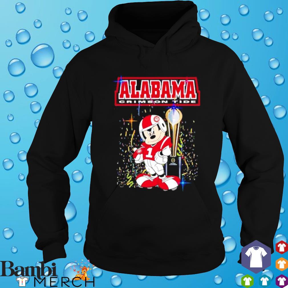 Alabama CFP national champions Mickey s hoodie