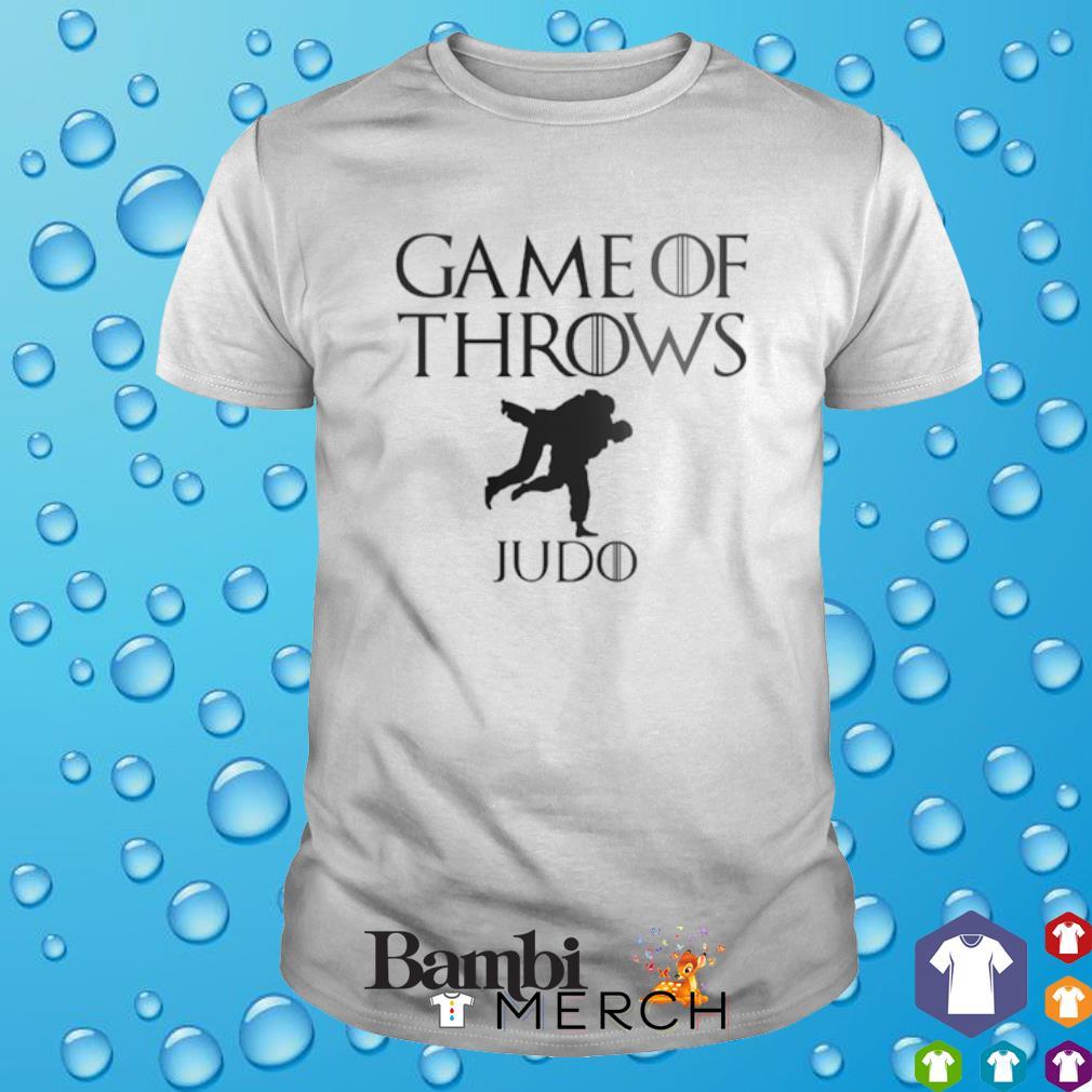 Game of Throws Judo Game of Thrones shirt